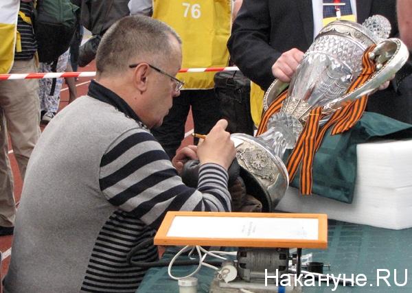 Кубок России финал 09.05.1012 Динамо Рубин|Фото:Накануне.RU