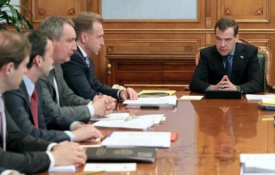 Дмитрий Медведев, совещание|Фото:government.ru