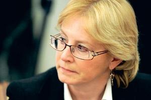 Вероника Скворцова, министр здравоохранения|Фото:expert.ru