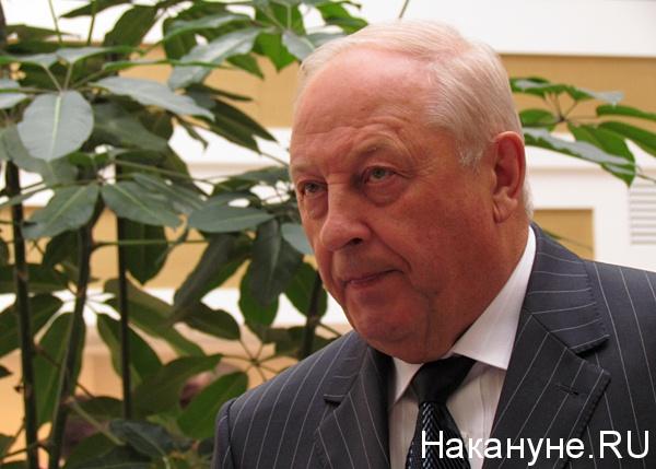 россель эдуард эргартович сенатор совета федерации рф|Фото: Накануне.ru