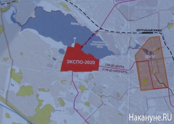 Экспо-2020 план ВИЗ правобережный Фото: Накануне.RU