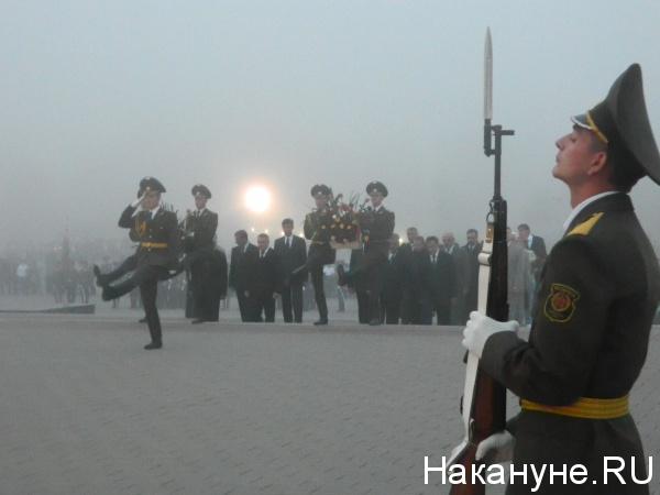 вахта памяти, Брест 22 июня 2012|Фото: Накануне.RU