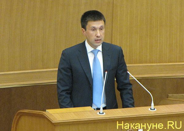Алексей Пьянков министр по управлению госимуществом Свердловской области|Фото: Накануне.RU