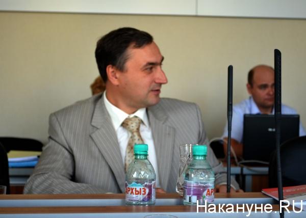 Алексей Пырин депутат городской думы Нижнего Тагила(2012)|Фото: Накануне.RU