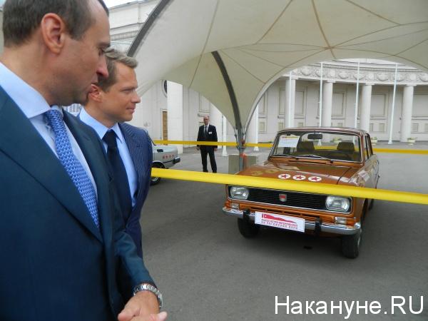 105 лет московскому такси, Ликсутов|Фото: Накануне.RU