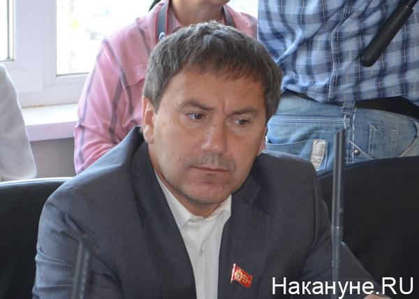 Андрей Муринович депутат гордумы Нижнего Тагила|Фото: Накануне.RU
