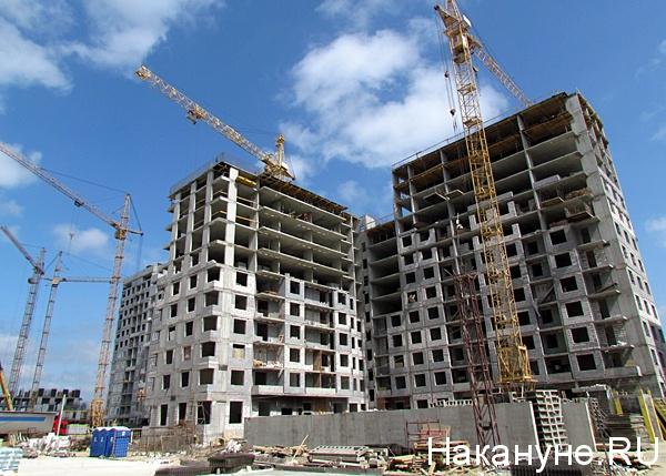 строительство новостройка(2012) Фото: Накануне.ru