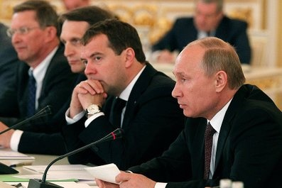Владимир Путин Госсовет Фото: Пресс-служба президента