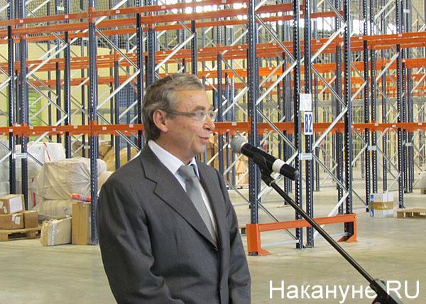 председатель совета директоров группы компаний Ренова Евгений Ольховик |Фото: Накануне.RU