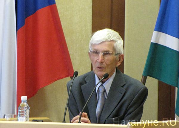 Михаил Кукушкин, первый председатель избиркома Свердловской области|Фото: Накануне.RU