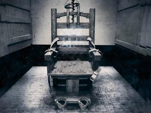 смертная казнь электрический стул|Фото: