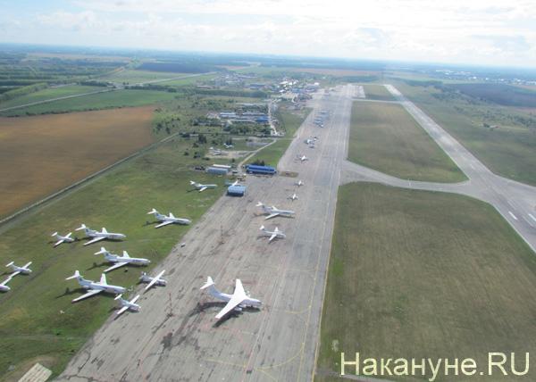 аэропорт Рощино|Фото: Накануне.RU