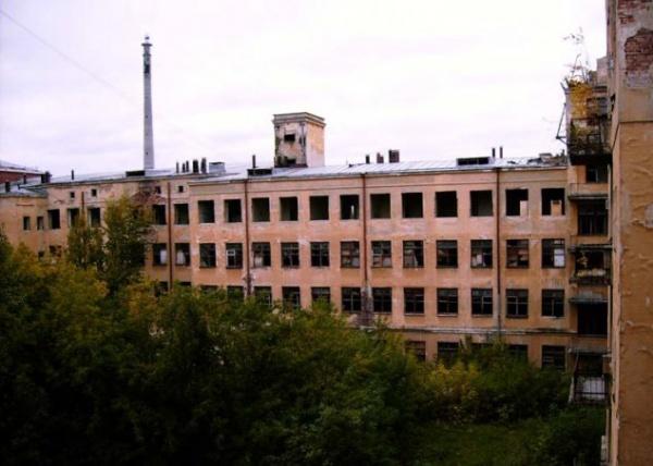 заброшенная больница смп, скорой медицинской помощи|Фото: ekabu.ru