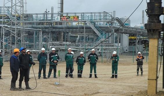 ГПЗ Сибур рабочие|Фото:правительство.янао.рф
