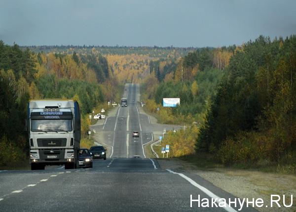 дорога трасса шоссе|Фото: Накануне.ru