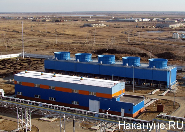 курган тэц-2 Фото: Накануне.ru