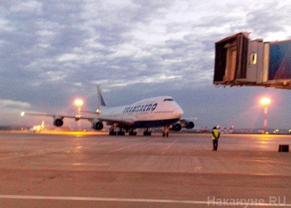 Boeing-747 Фото:Накануне.RU