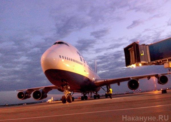 Boeing-747|Фото:Накануне.RU