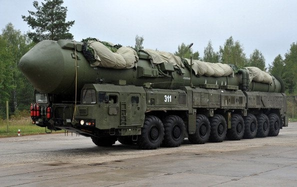 ракетный комплекс РС-24 Ярс|Фото:army-news.ru