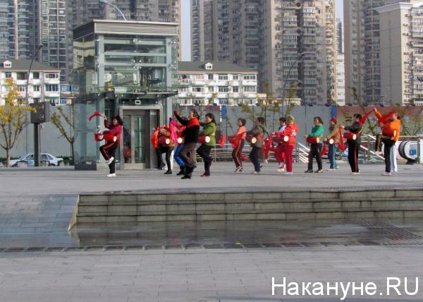 ушу шанхай китай(2012)|Фото: Накануне.RU