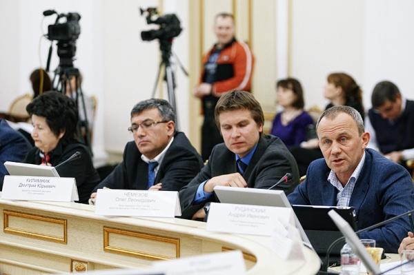 олег чемезов, тнк-вр сибирь|Фото: