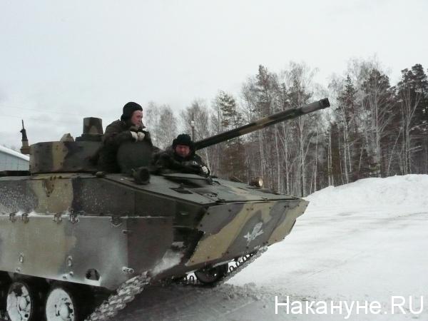БМД-4М Владимир Шаманов|Фото: Накануне.RU
