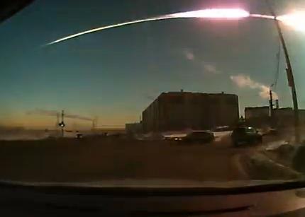 взрыв метеорит самолет челябинск(2013)|Фото: