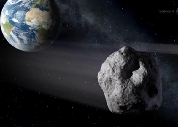 астероид 2012DA14 Фото:NASA