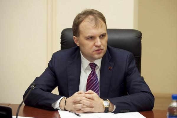 Евгений Шевчук|Фото:president.gospmr.ru