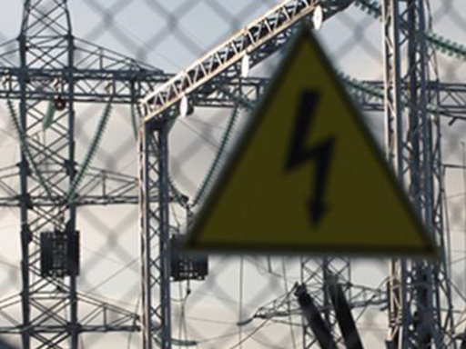 подстанция электричество электростанция(2013)|Фото: