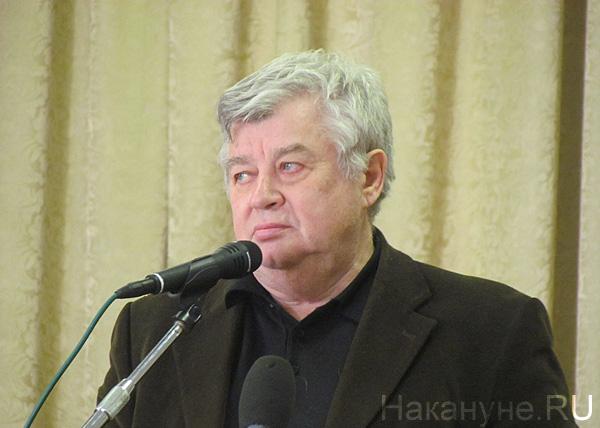 заседание союза журналистов Всеволод Богданов, председатель союза журналистов России|Фото: Накануне.RU