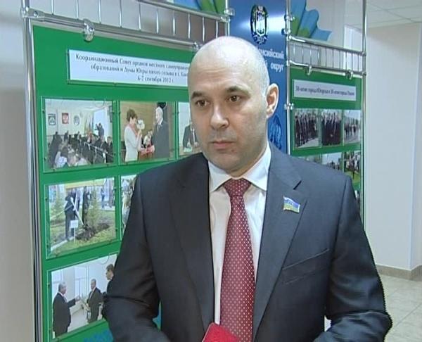Андрей Филатов заместитель губернатора ХМАО|Фото: