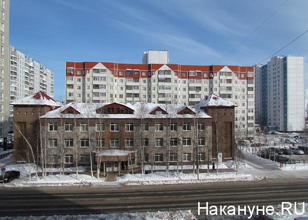 Нижневартовск, заброшенный ресторан Юность Фото: vk.com