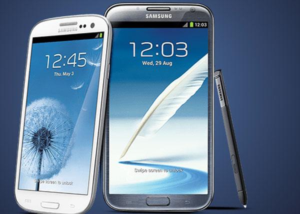 Samsung смартфон Galaxy S4|Фото:Samsung