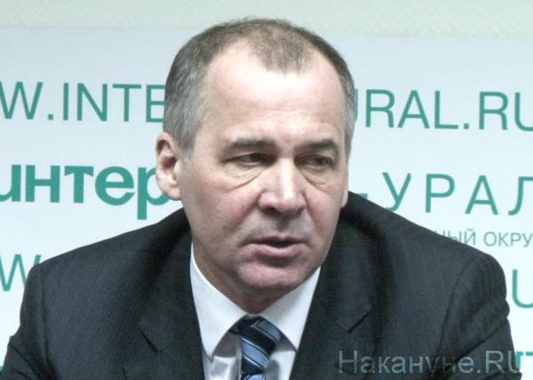 главный федеральный инспектор в Свердловской области Владимир Шабанов ГФИ|Фото: Накануне.RU