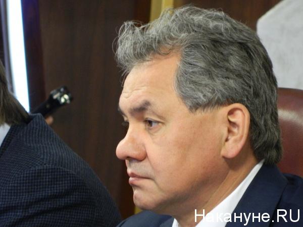 шойгу сергей кужугетович министр обороны рф|Фото: накануне.RU