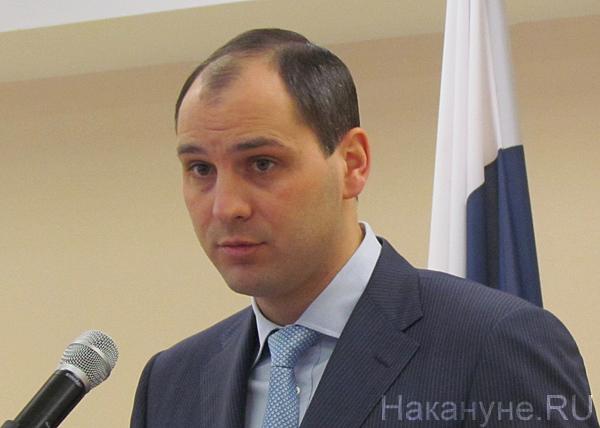 паслер денис владимирович председатель правительства свердловской области|Фото: Накануне.RU