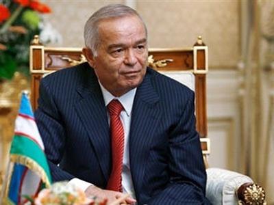Ислам Каримов, президент Узбекистана|Фото:biznesinfo.az