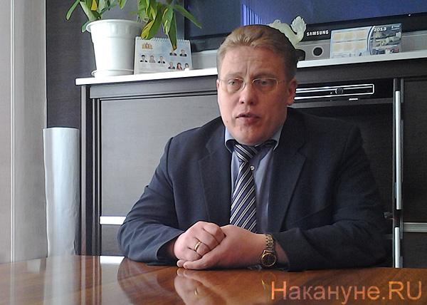 Юрий Переверзев глава Первоуральска Фото: Накануне.RU