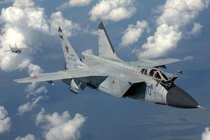 МиГ-31 Фото: