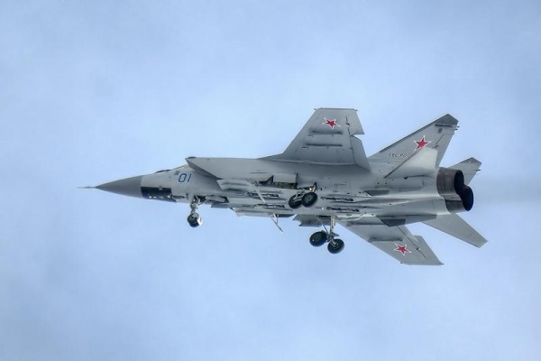 МиГ-31БМ Фото: