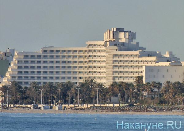 Тунис, Сусс, пляж, отели|Фото: Накануне.RU
