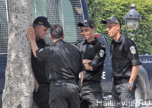 Тунис, полиция|Фото: Накануне.RU