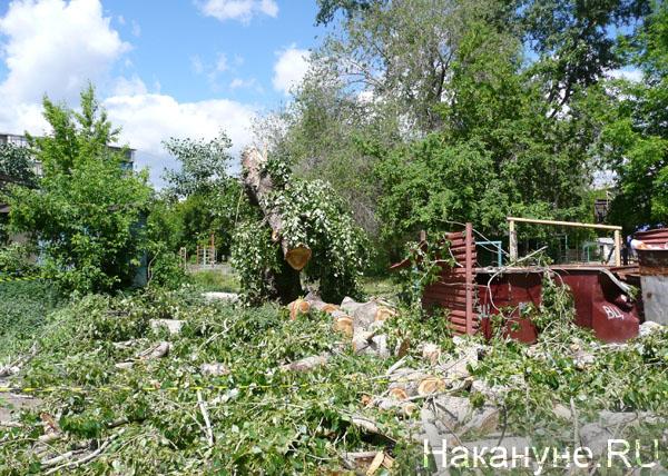 ураган последствия(2013)|Фото: Фото: Накануне.RU