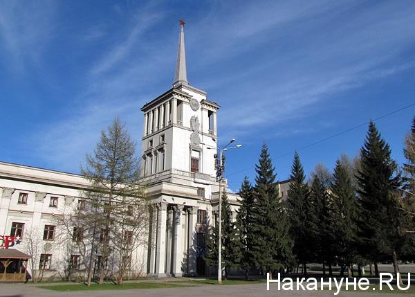 екатеринбург  окружной дом офицеров(2013) Фото: Накануне.ru