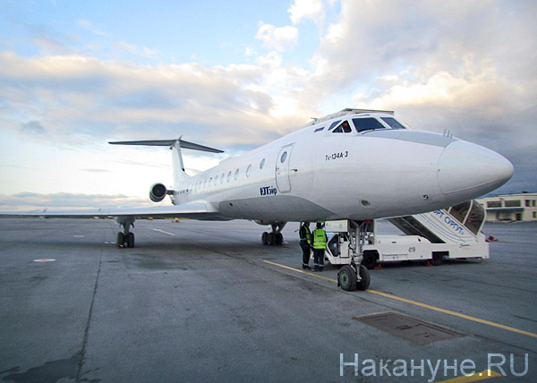 Ту-134(2013) Фото: Накануне.RU