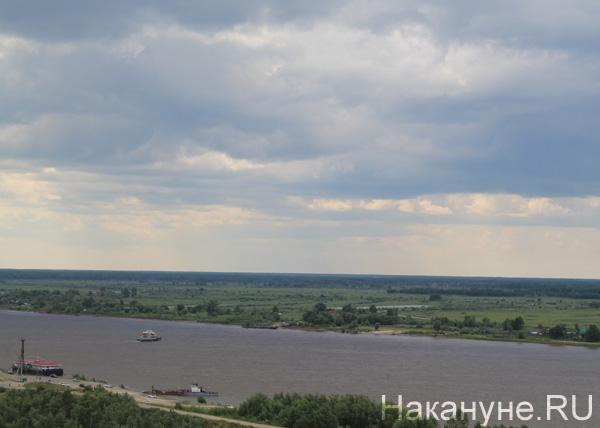река Тобол(2013) Фото: Накануне.RU