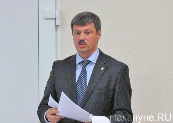 в защиту человека труда, Андрей Ветлужских|Фото: Накануне.RU
