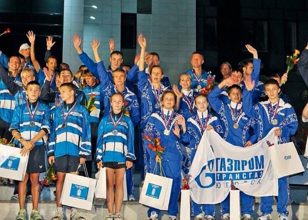 газпром трансгаз югорск, спартакиада|Фото: