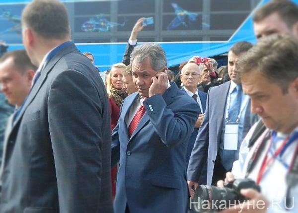 шойгу сергей кужугетович министр обороны рф Фото: Накануне.RU